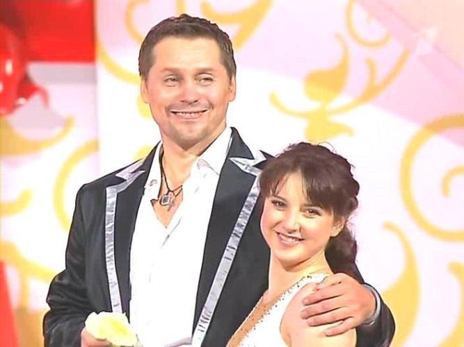 Гедиминас Таранда и Ирина Слуцкая