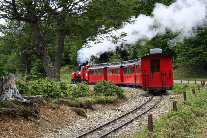 Как просто поехать на поезде на Край Света