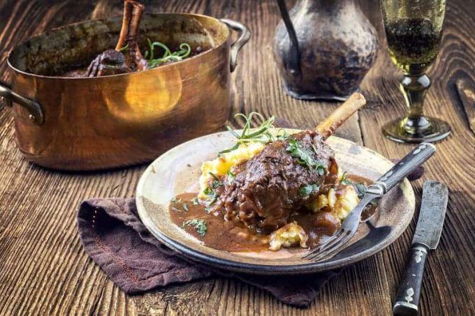 Блюда из баранины ароматные и сытные