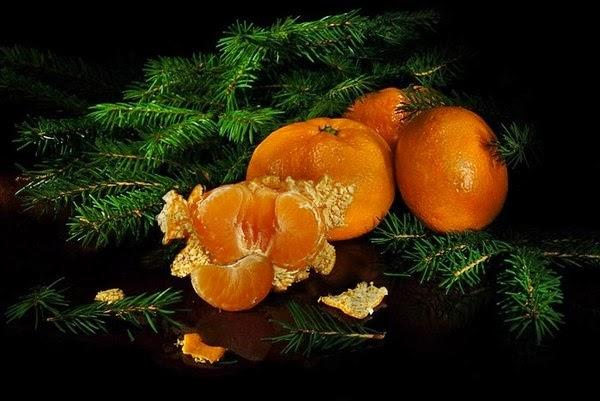 Как просто выбирать мандарины на Новый год