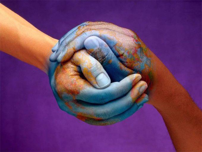 Как открыться миру