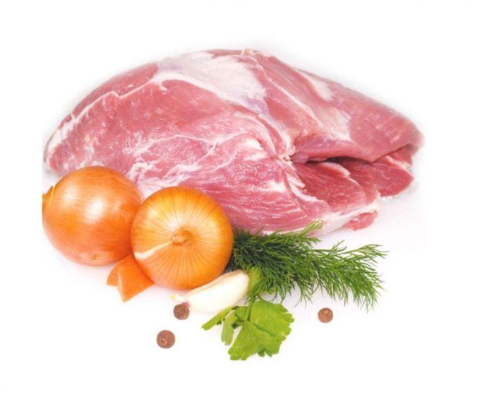 Свиная лопатка и блюда из нее