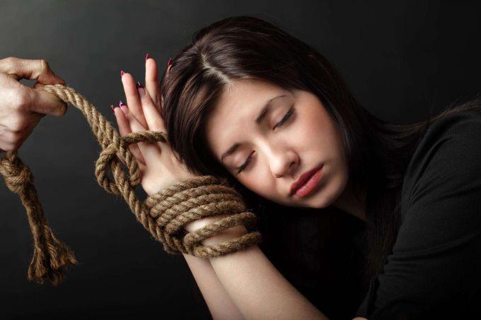Рабство преследуется законом!