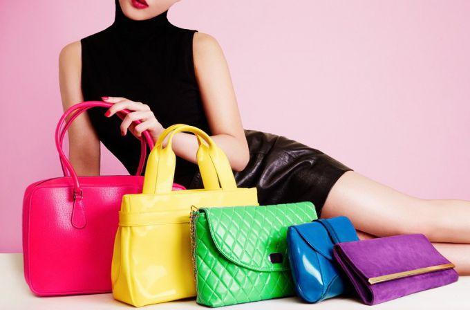 Некоторые нюансы выбора цвета женской сумочки