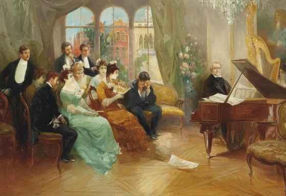 Борис Степанович Захаров – пианист