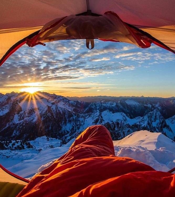 отказаться картинки вид из палатки вас