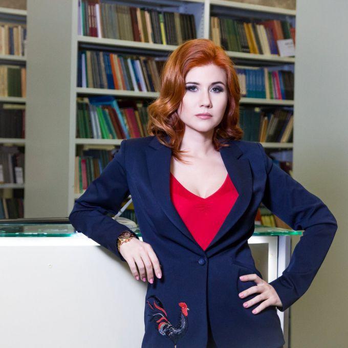 Анна Васильевна Чапман (род. 23 февраля 1982 г.)