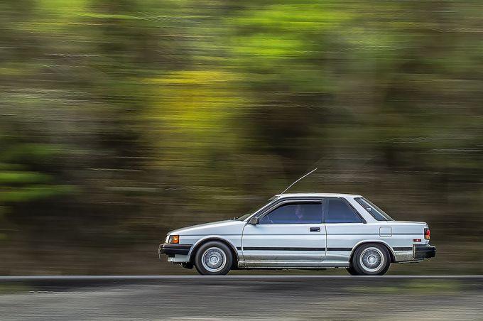 Автомобиль считается материальной точкой