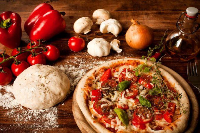 Тесто для пиццы: пошаговые рецепты с фото для легкого приготовления