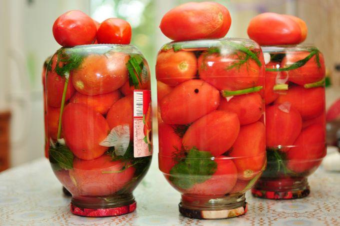 Какие сорта томатов лучше всего подходят для консервирования