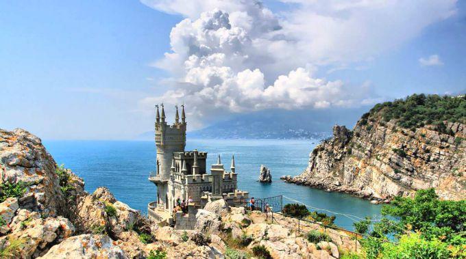 Как интересно и с пользой отдохнуть в Крыму. Самые популярные достопримечательности