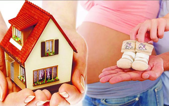 Покупка квартиры по материнскому капиталу
