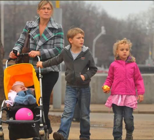Возврат денег за отдых малоимущим многодетным семьям