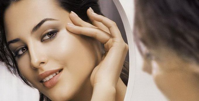Как скрыть недостатки кожи