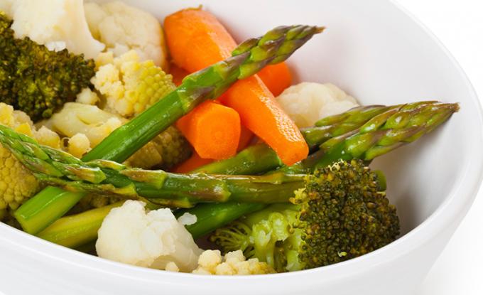 Как лучше приготовить овощи