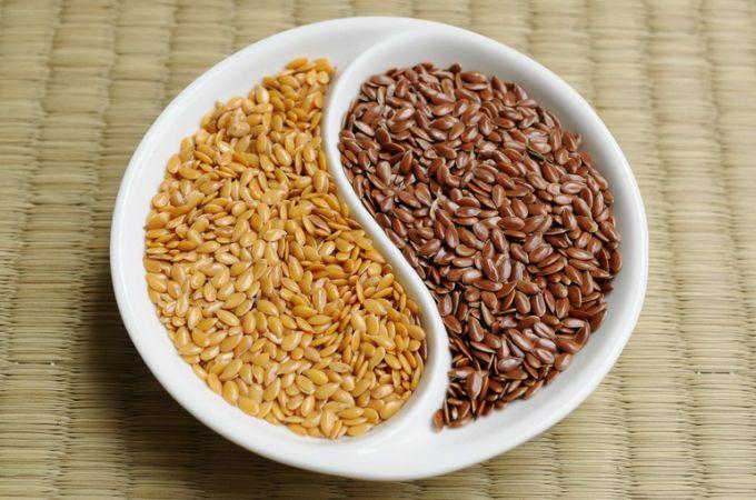как пить семена льна для похудения