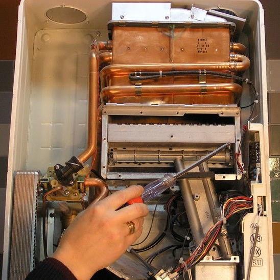 самостоятельный ремонт газовой колонки