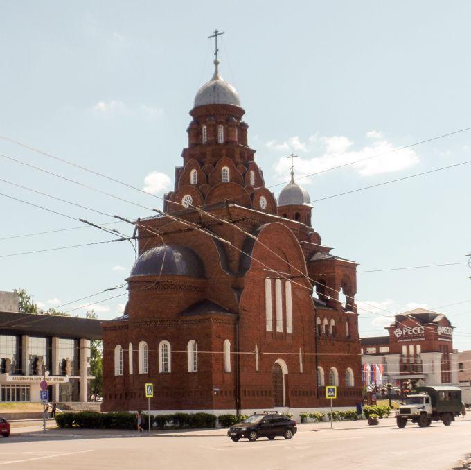 Троицкая церковь г. Владимир