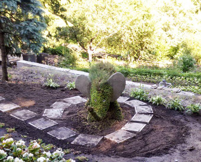 Патриарший сад г. Владимир
