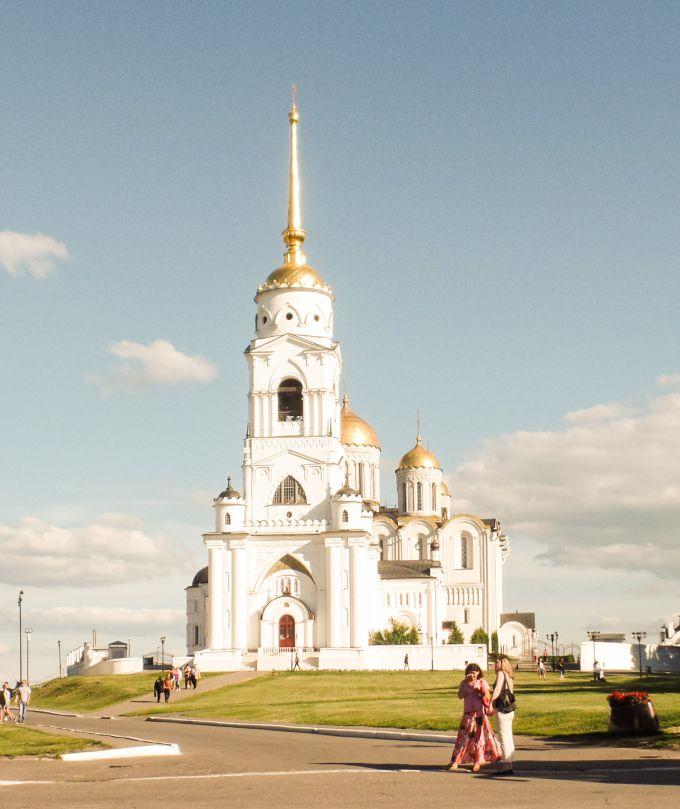 Успенский собор г. Владимир