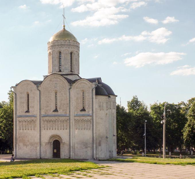 Дмитриевский собор г. Владимир