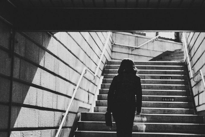 Как преодолеть страх. Photo by Nic Low on Unsplash