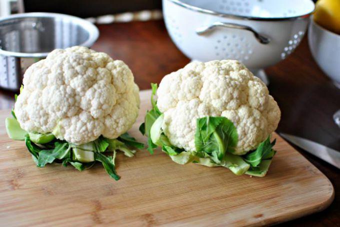 Сколько варить цветную капусту в замороженном или свежем виде