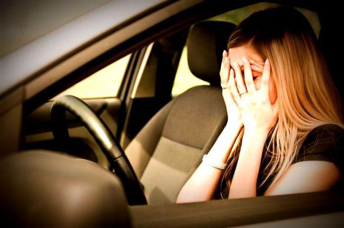 Как избавиться от страха перед вождением