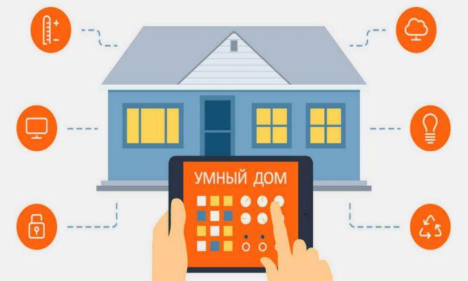 """Популярные датчики для системы """"умный дом"""""""