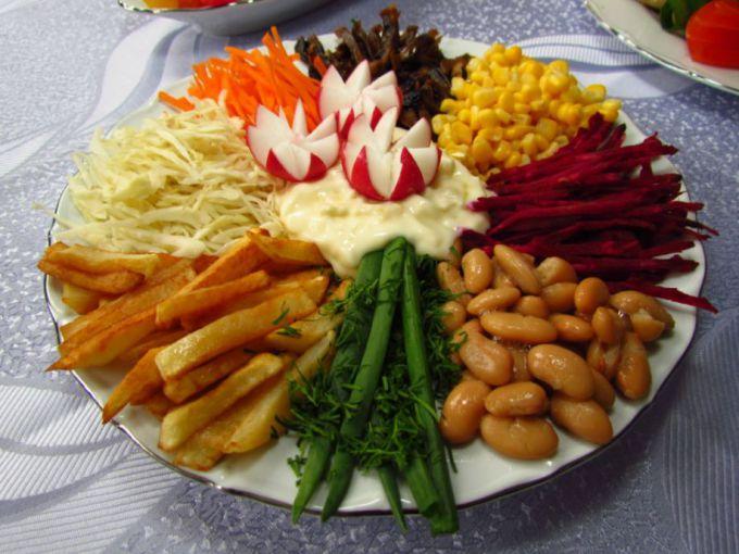 Как разнообразить питание в пост