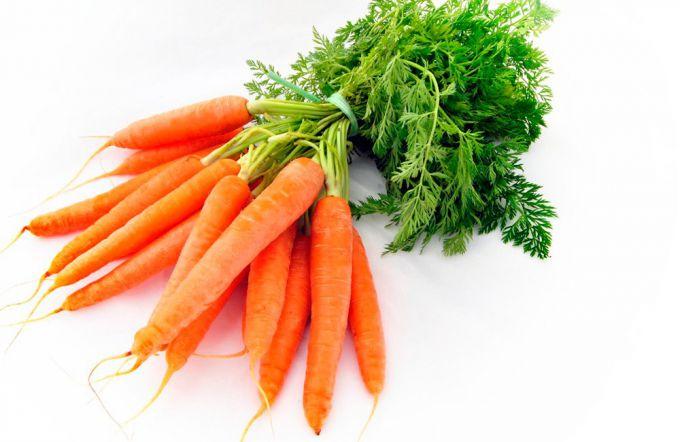 Когда сеют морковь на ранний пучок
