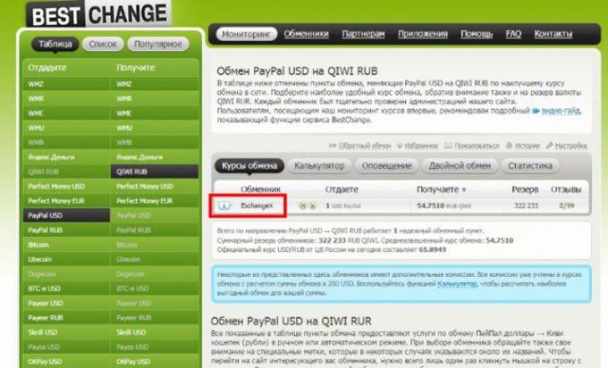 Как пополнять PayPal через qiwi