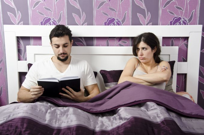 почему после свадьбы исчезает желание