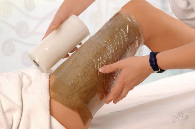 How to make an anti-cellulite wrap with fucus and horsetail