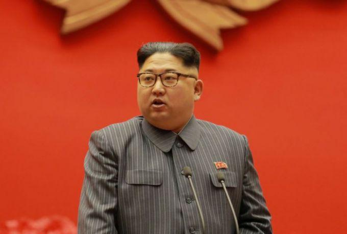 Ким Чен Ын и его жена