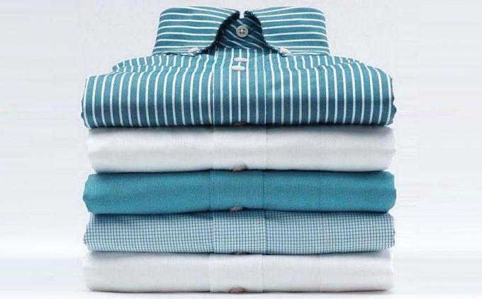 Как просто погладить одежду без утюга
