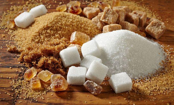 Такой разный сахар