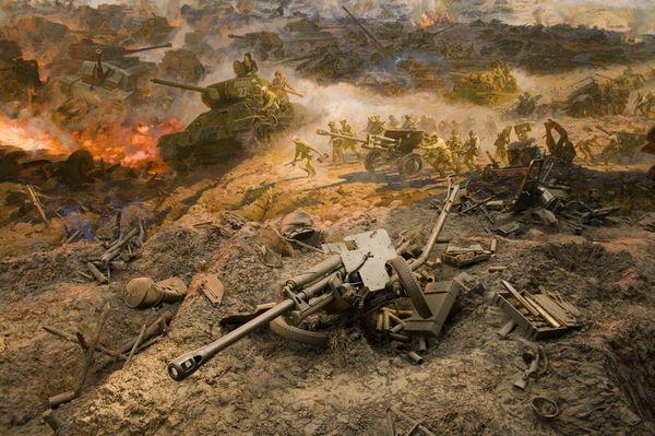 Курская битва 1943: сражения на Огненной Дуге, силы Красной Армии и Вермахта