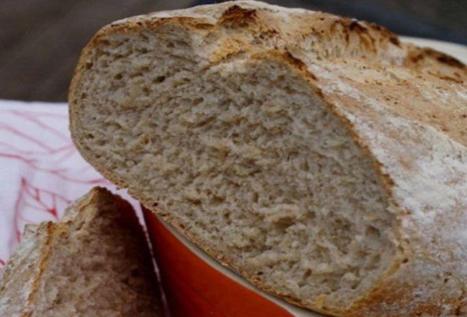 Как приготовить хлеб на кефире с дрожжами в духовке: пошаговый рецепт