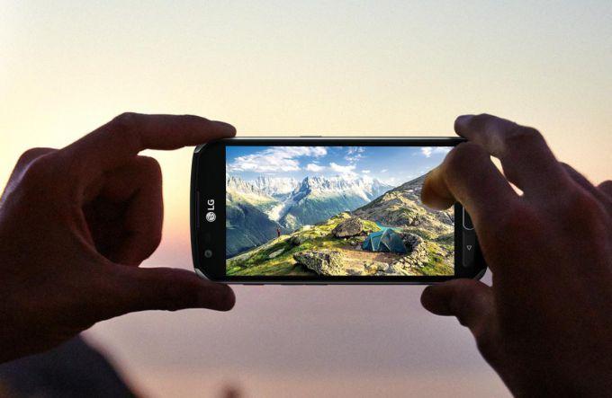 Смартфоны от LG: долгоиграющий X Charge и защищенный X Venture