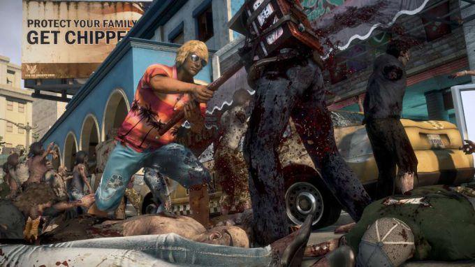 Игра Dead Rising 3 Apocalypse Edition: обзор, прохождение