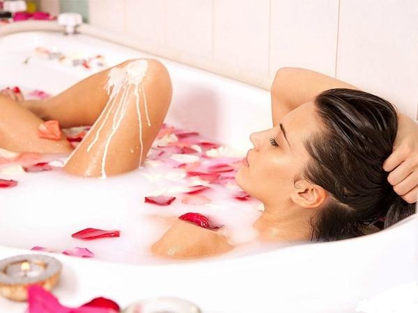 Как похудеть, принимая ванны