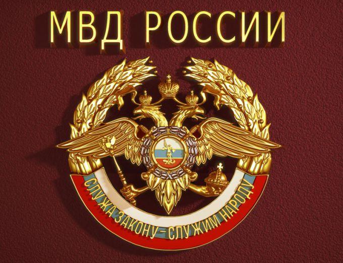 Структура МВД России и его подразделений