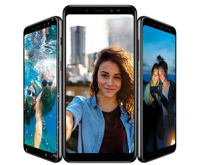 Смартфоны Samsung: флагманы и бюджетники