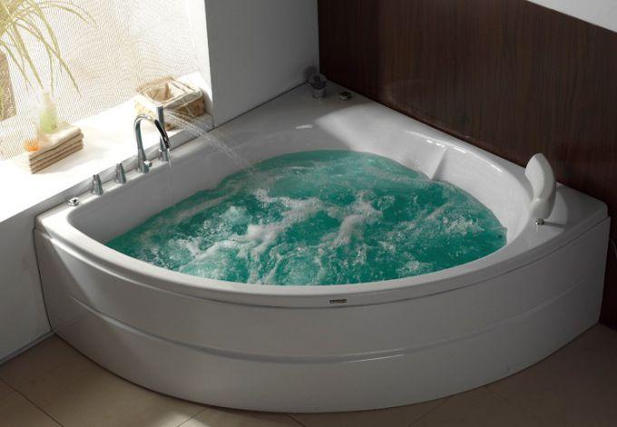 Как выбрать гидромассажный бассейн для квартиры