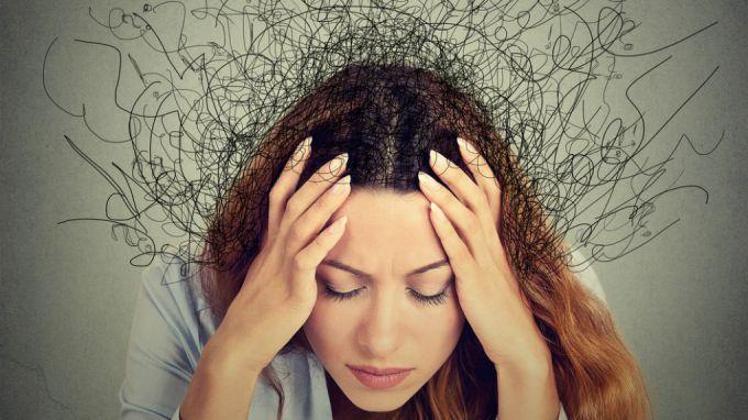 ВСД сопровождается неприятными телесными симптомами и тревожными мыслями