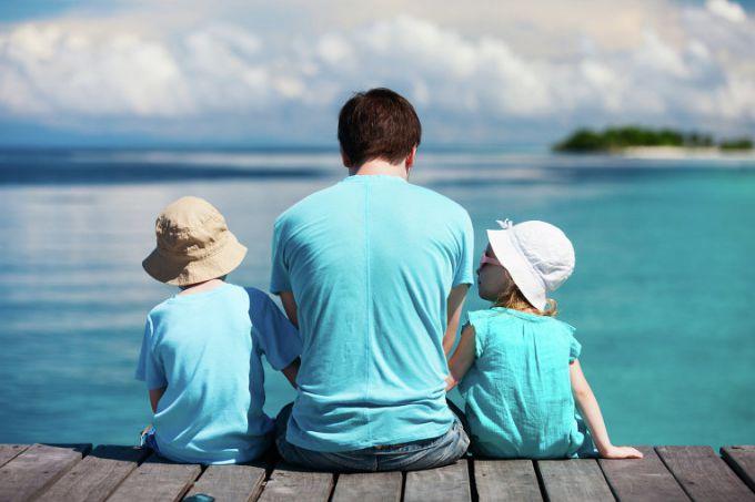 как отец влияет на воспитание детей