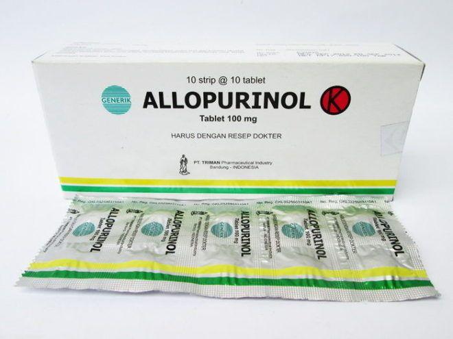 Аллопуринол: инструкция по применению, цена, аналоги