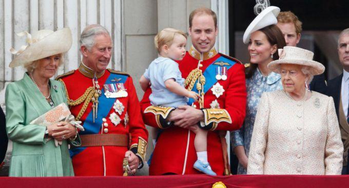 Кто станет королем Англии после Елизаветы II