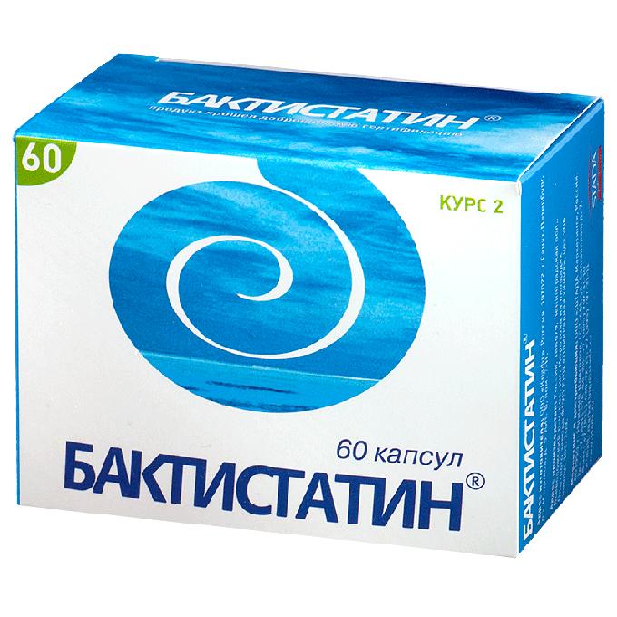 Бактистатин: инструкция по применению, показания, цена